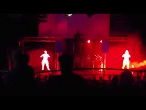 HATARI Concert in Iceland - Instrumental Intro - LIVE