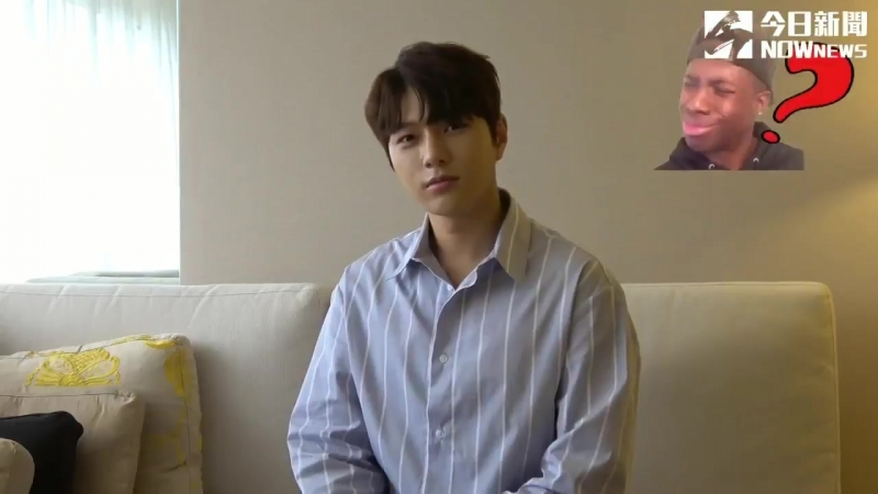 [VIDEO] 181014 INFINITE L Myungsoo Interview in Taipei Conducted on September 23 - - 인피니트