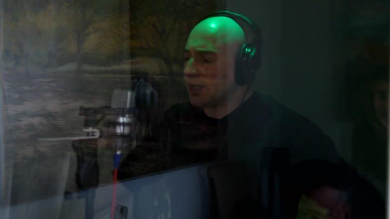 სოსო მიქელაძის ახალი სიმღერის ჩაწერის პროცესი - მიყვარხარ და მეყვარები