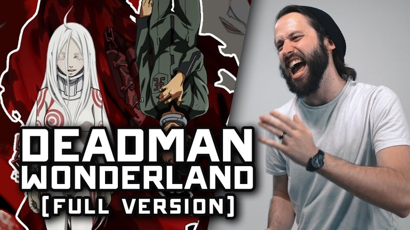 Deadman Wonderland (FULL ENGLISH OP) One Reason - Opening cover by Jonathan Young