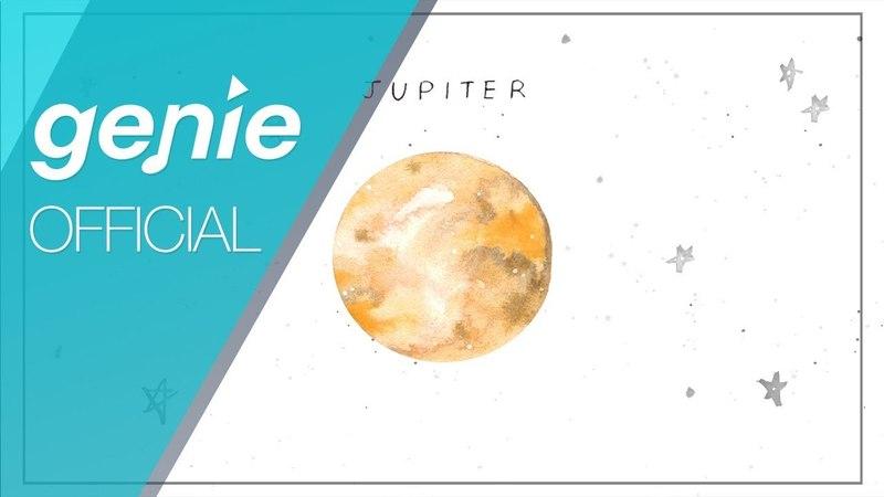 MINUE 노민우 Jupiter Official Lyric Video