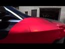 Alan Enileev ЧТО ДЕЛАТЬ S Class S560 Гусейна Гасанова красный хром Mercedes за 8 млн теперь время тюнинга