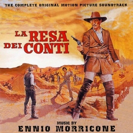 Ennio Morricone альбом La resa dei conti - The Big Gundown