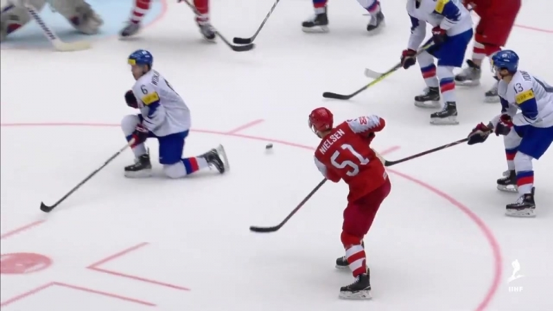 Heres Hardts PP goal that doubled @DKIshockeys lead in the last minutes of the game DENvsKOR IIHFWorlds