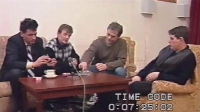 Подполковник Литвиненко подполковник Гусак и майор Понькин Вскрыли всю подноготную о ФСБ 1998 год