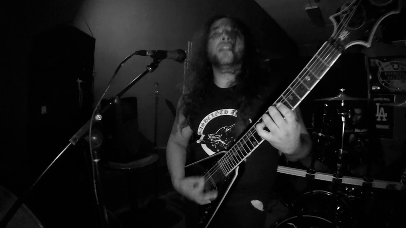 (Black Metal) Mortis Inanis-Embracing Live 92818 @The Blvd