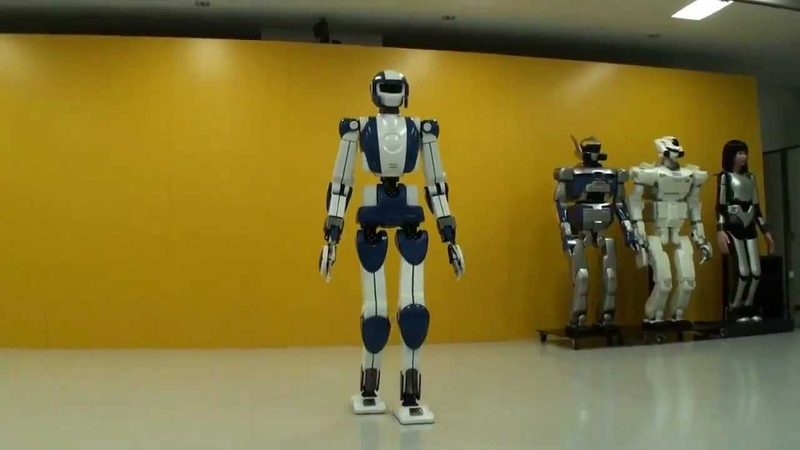Top 3 Humanoid Robots In The World! - Robots Dominate World