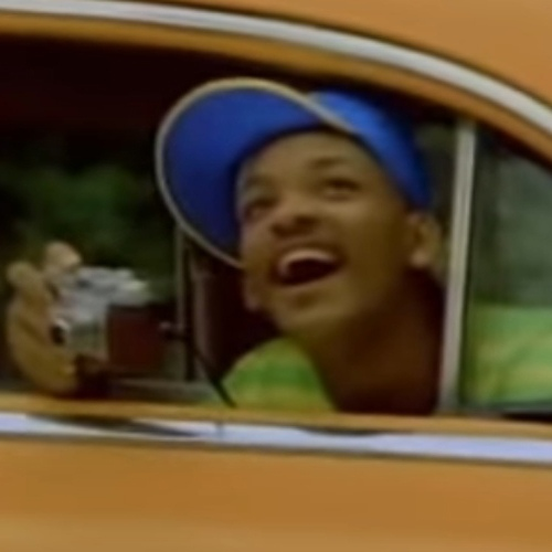 Всё о меме «Уилл Смит едет на такси»