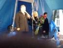 Выступление В.Ф.Януковича в Балаклее 14.01.10. ч.1