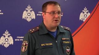 Роман Стрельников заместитель начальника ГУ МЧС России по Хакасии