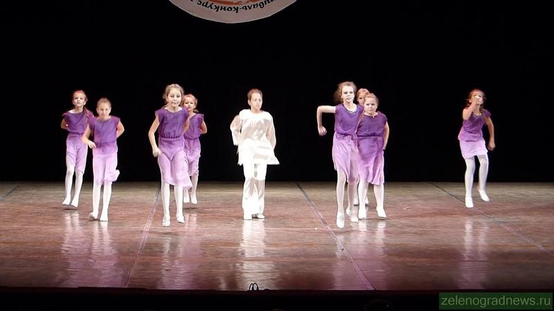 Хореографический коллектив Импульс. Эстрадный танец - Родина-мать