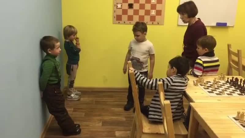 Вопрос, в каком возрасте отдать ребенка на шахматы , возникает сразу, как только вы приняли решение приобщить сына или дочь к эт
