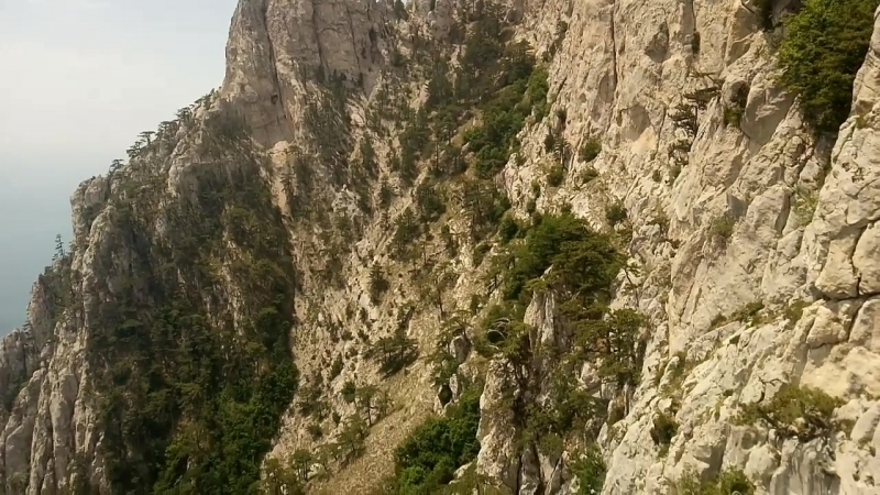Канатная дорога Айпетри 2