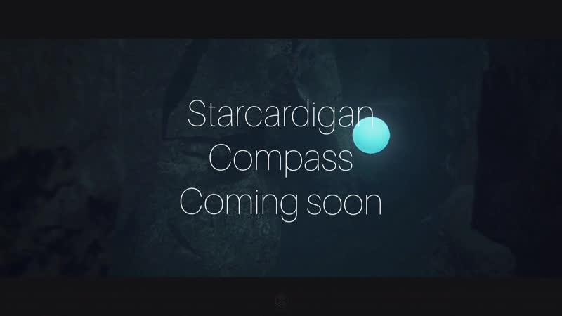 Starcardigan Compass teaser