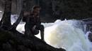 Водопады на реке Жигалан