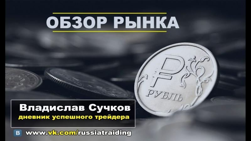 Обзор рынка на 17.08. Ртс, Нефть, Сбер, Си, Gold, Ed.