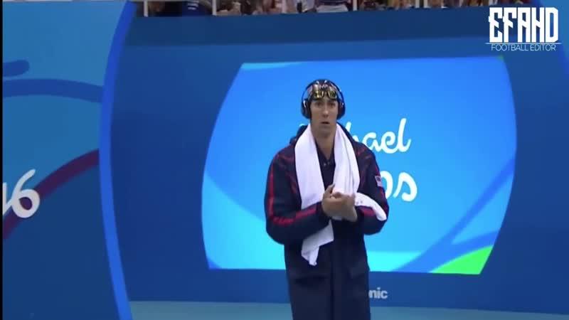 Michael Phelps Hall of fame