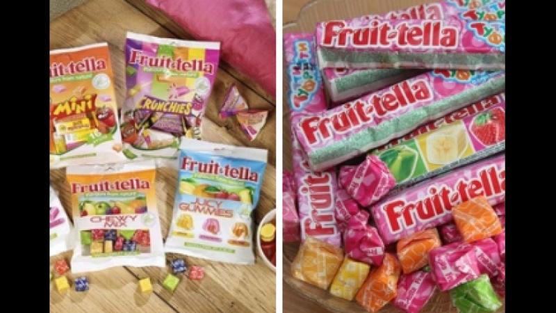 килограмм жевательных конфет фрутелла