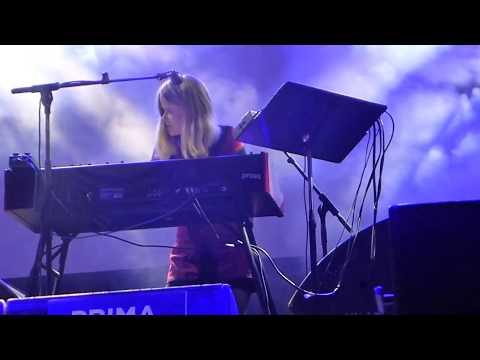 Anna Von Hausswolff, full set live Barcelona 31-05-2018, Primavera Sound Forum