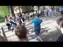 Общая руэда в Гагарина. Кантор Павел Кулагин
