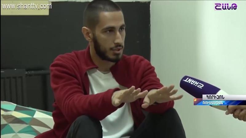 Shant TV - Հայ երիտասարդները խափանեցին Ցեղասպանութիւնը ժխտող հեղինակի շնորհանդէսը Մոսկուայում