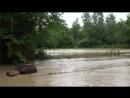 Flooding in BigFlats New York