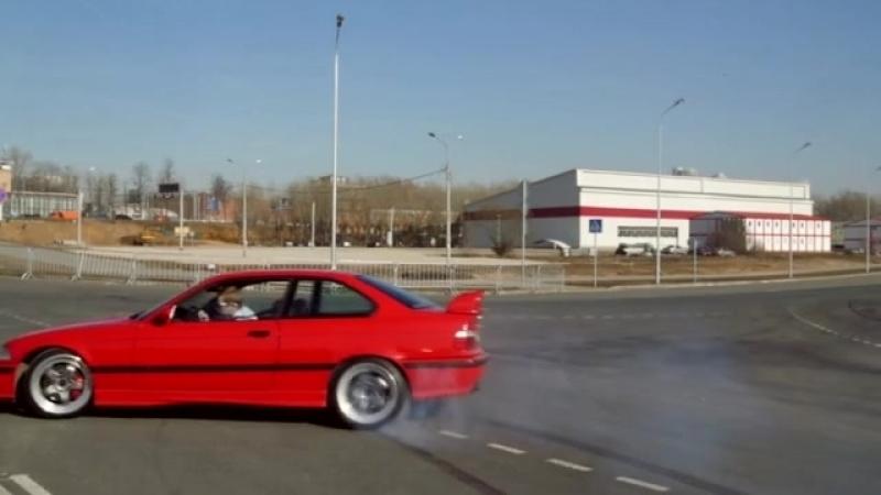 Warning, Danger! – BMW E36 2JZ-GTE