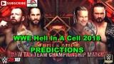 WWE HIAC 2018 Raw Tag Team Championship Dolph Ziggler &amp Drew McIntrye vs Seth Rollins &amp Dean Ambrose