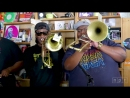 GZA The Soul Rebels_ NPR Music Tiny Desk Concert