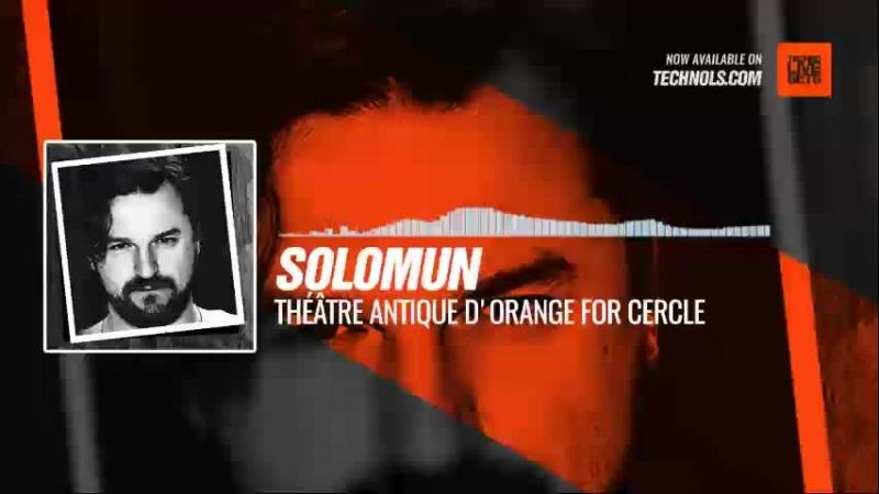 Listen Techno music with Solomun - Théâtre Antique d'Orange for Cercle Periscope
