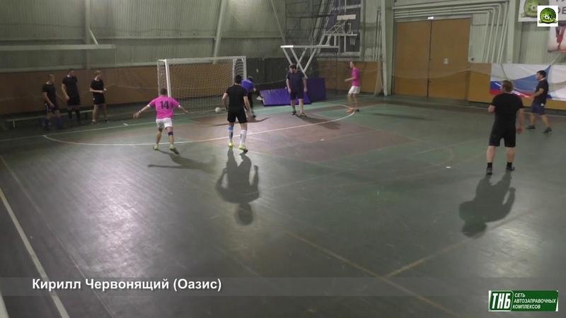 ТОП 10 голов. Вторая лига. Дивизион Мастрюкова. 5-й тур.