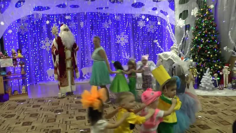Детский сад Екатеринбург Читайки Новый год