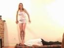 Head dance trample Miss Emma Sarah
