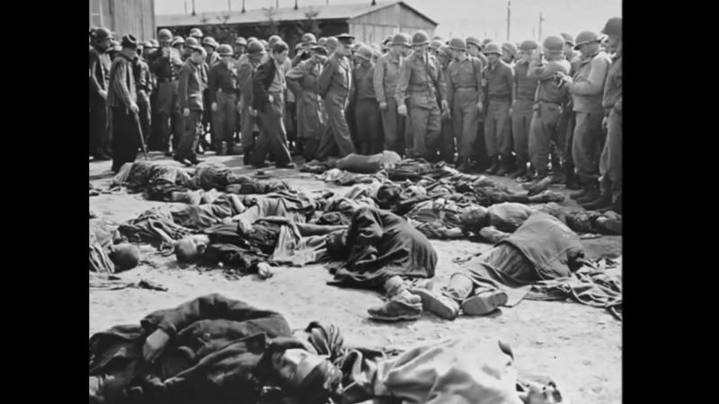 Освенцим - Аушвиц - редкие кадры