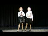 Настя Панина ( 6 лет) и Варвара Тушева песня Милая мама моя