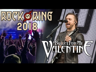 Bullet for my valentine live at rock am ring 2018 (full show)