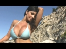 Denise Milani nude erotic super sexy girl big tits Playboy эротика большие сиськи 6 размер сексуальная Stairway to the Sea