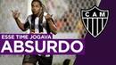 QUANDO O GALO DOIDO DOMINOU A AMÉRICA | Fora do Eixo 77 | Clube Atlético Mineiro