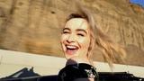 Sabrina Carpenter - Aeropostale Photoshoot - Behind The Scenes