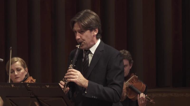 Mendelssohn, Haydn, Stamitz - ORCW, Paul Meyer, Michel Portal - Partie 1 [LIVE] 4k