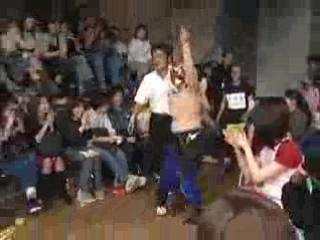 Mayumi Ozaki vs. Sakura Hirota (2005.4.10)