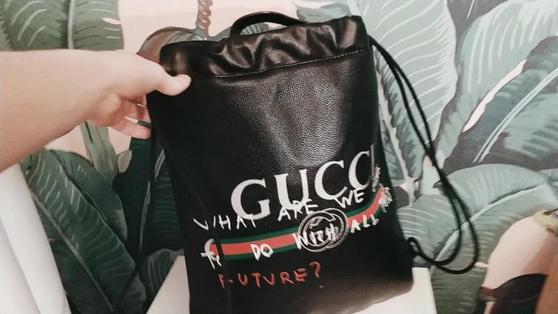 Рюкзак-мешок GUCCI