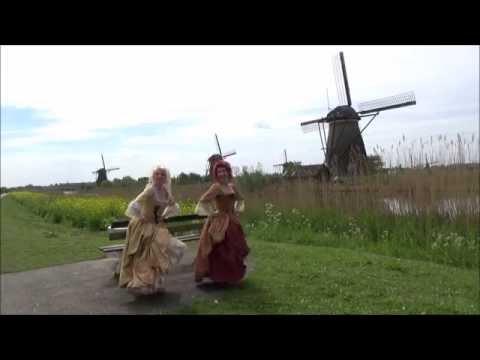 Scarlett Giselle's Klompendans (clog-dance)