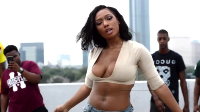 Megan Thee Stallion - Her Houston Cypher segment The Most Delicious And Talented Female Rapper Ever · coub, коуб