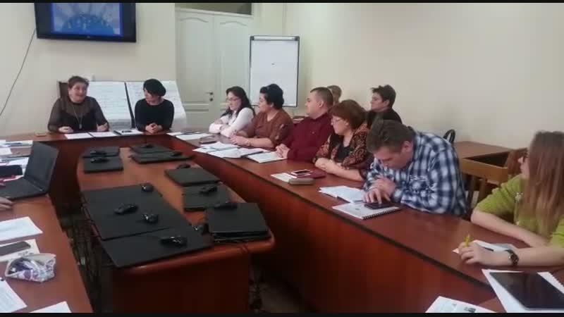Обучение по теме «Проектная деятельность в образовательных организациях в контексте требований ФГОС» для сотрудников КИПО