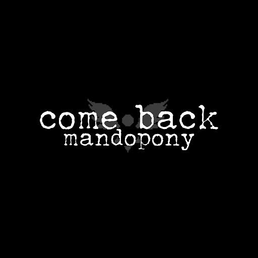 MandoPony альбом Come Back