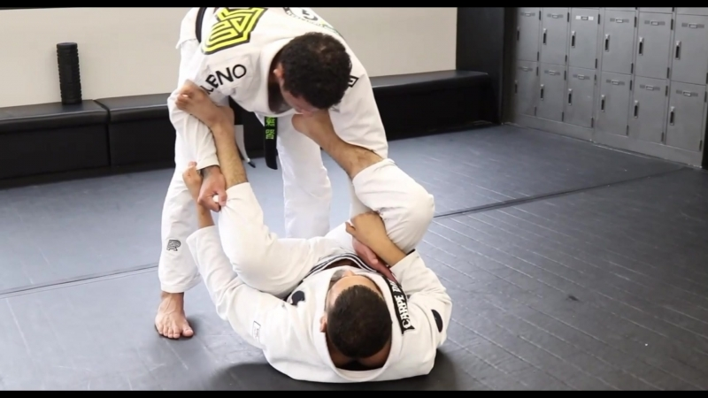 Gutemberg Pereira - Toreando vs Lasso Guard