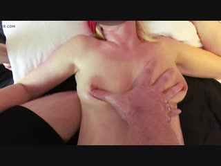 British_babe_squirts_all_over_the_hotel_bed_in_real_massage_720p