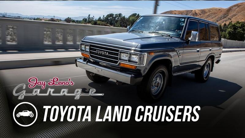 Late 80s Toyota Land Cruisers - Jay Lenos Garage