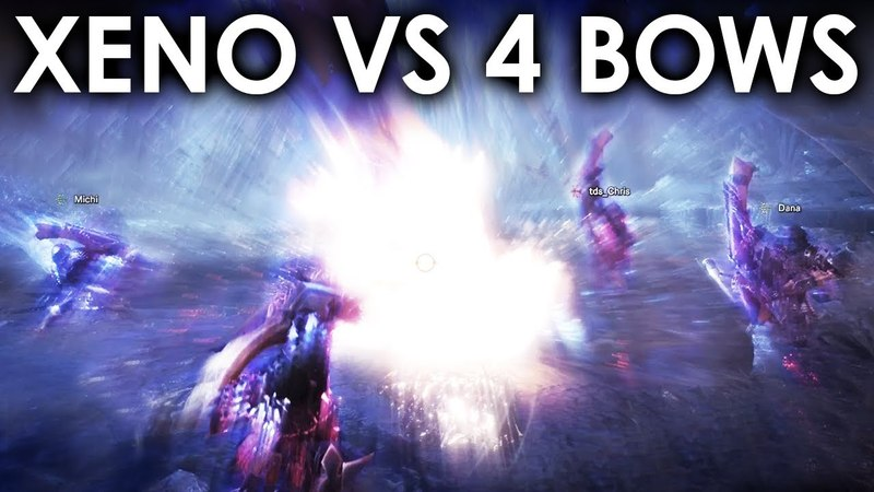 MHWorld | How to Kill Xenojiva in 3:13
